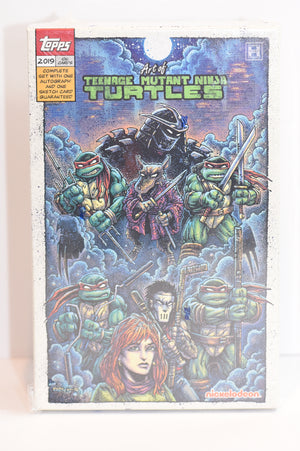 2019 Topps Art Of TMNT Teenage Mutant Ninja Turtles Sealed Hobby Box Set