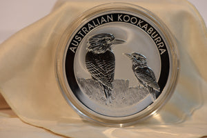 2016 Australia 10 oz. Silver Kookaburra Brilliant Uncirculated