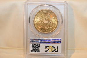1904 $20 Gold Coin PCGS MS64+ Liberty Head U.S. Beautiful & Lustrous.