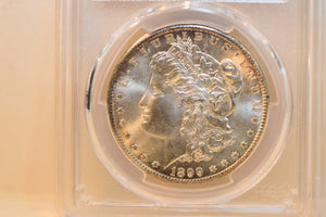 1899-O PCGS MS65 Morgan Silver Dollar CERT 37107599