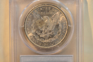 1884-O PCGS MS63 Morgan Dollar Cert #24703560