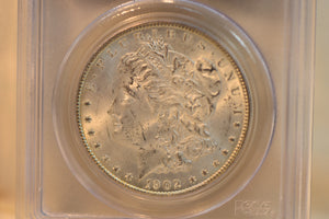 1902-O PCGS MS63 Morgan Dollar Cert #19881326