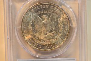 1902-O PCGS MS63 Morgan Dollar Cert #26015233