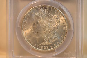 1902-O PCGS MS63 Morgan Dollar Cert #26838677