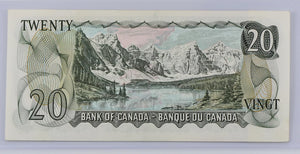 Bank of Canada 1969 $20 BCS Choice Unc 63 BC-50a Beattie Rasminsky