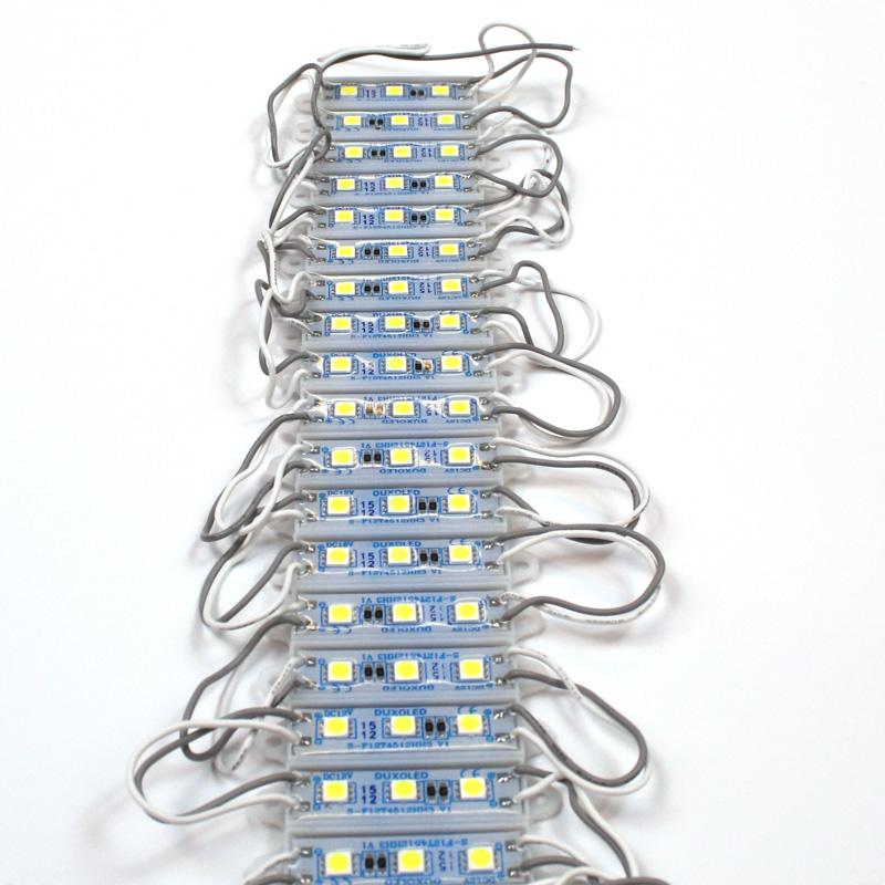 LED-Block 3 LEDS High-Power 0370