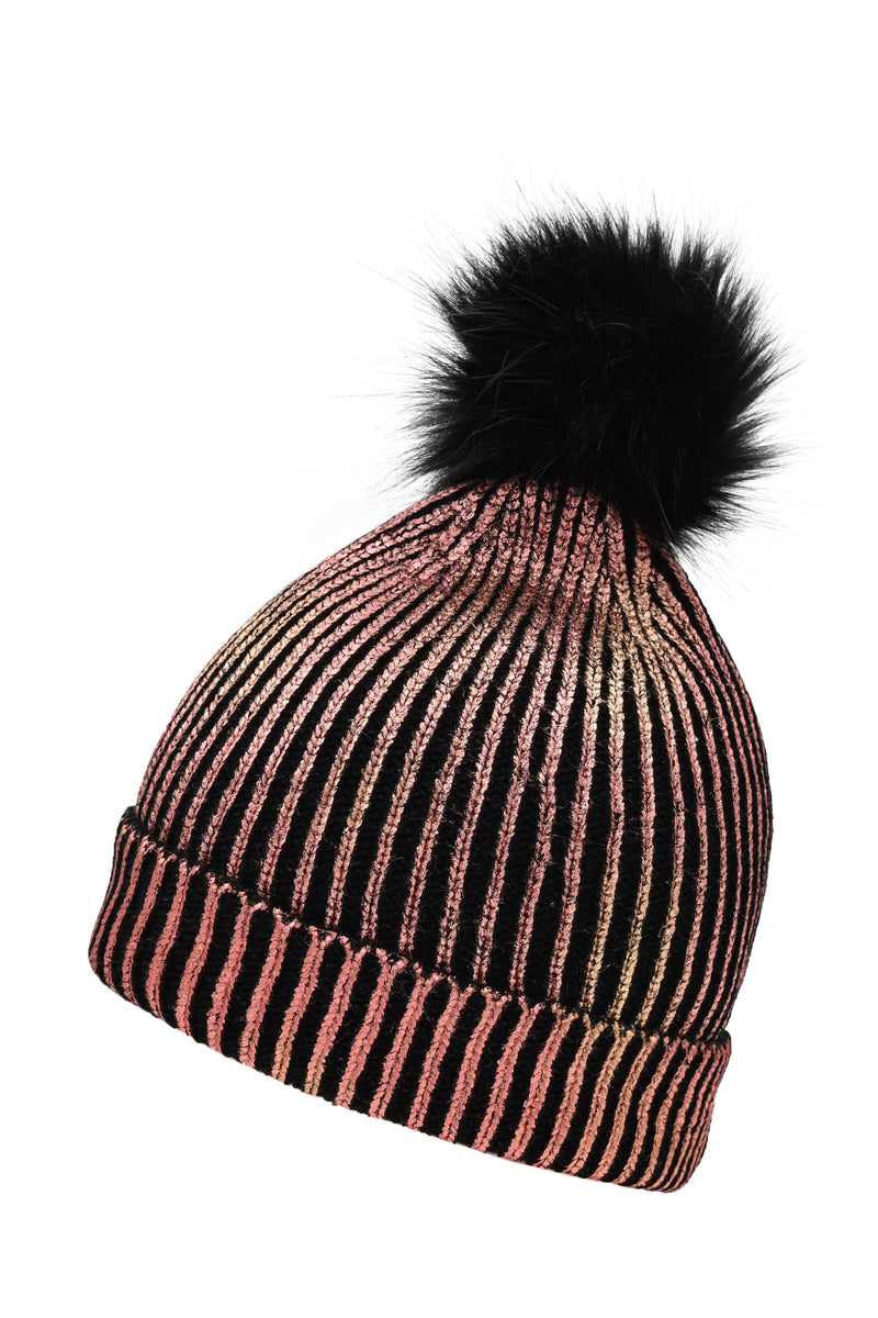 "Ladies' Beanie ""Metallic"""