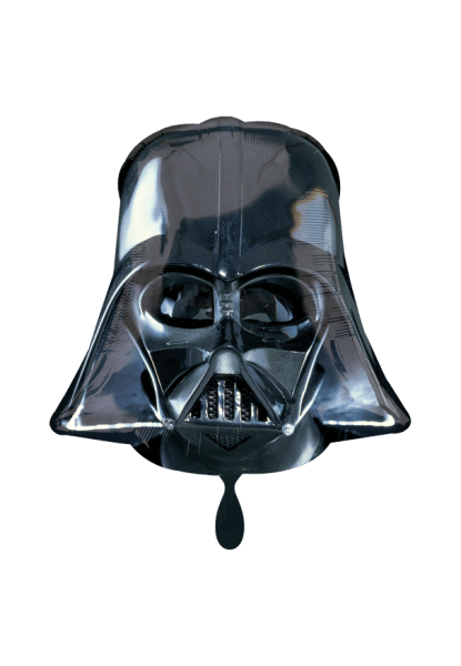 Folienballon Star Wars Darth Vader  - 2-seitig bedruckt - DWB online