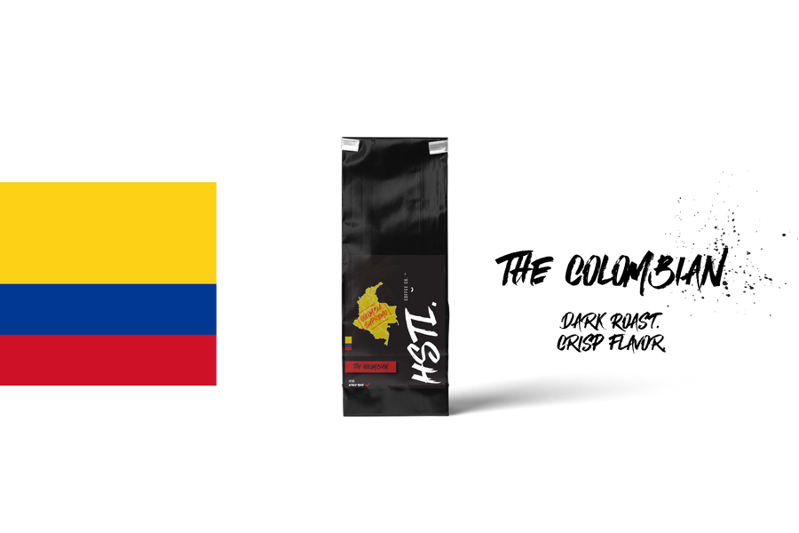Colombia Supremo - Dark Roast Colombian Coffee