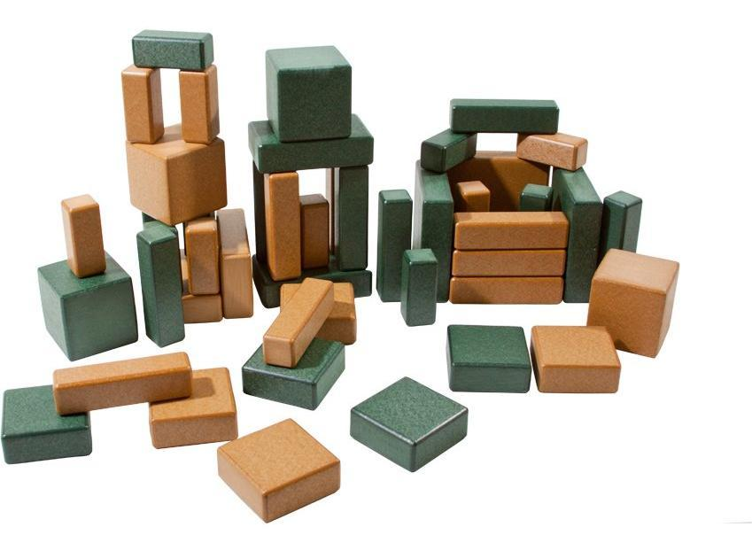 PlayMore Design Eco Building Blocks (No Box)