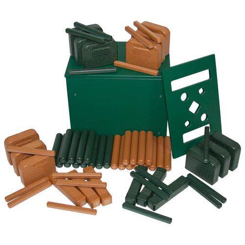 PlayMore Design Eco Percussion Set with Box and Sorter