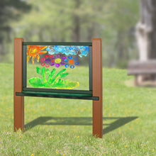 Load image into Gallery viewer, Recycled Plastic Art Easel