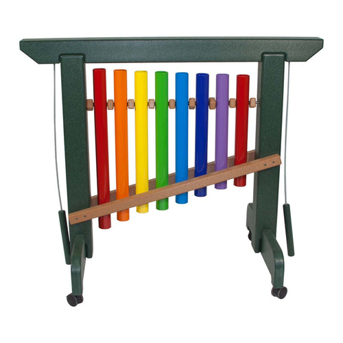 Playmore Design 8 Note Rainbow Chime Unit