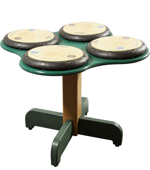 PlayMore Design QuaDDDD Play Drum Table