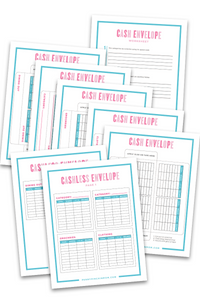 Envelopes Bundle (7 pages)