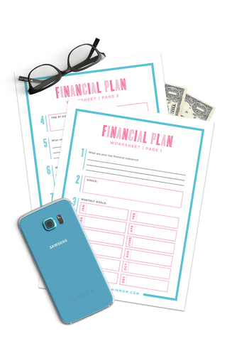 Financial Action Plan (2 pages)