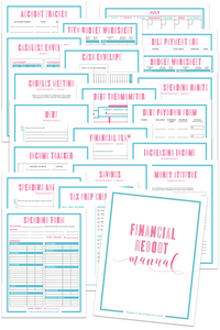 Financial Reboot Bundle (58 Pages)