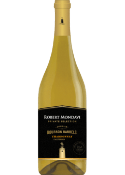 Robert Mondavi Private Selection Bourbon Barrel Aged Chardonnay