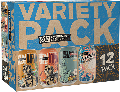 21st Amendment Variety Pack - Portside Market & Spirits