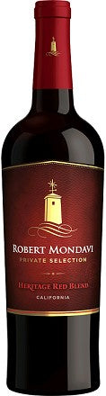 Robert Mondavi Heritage Red Blend Private Selection