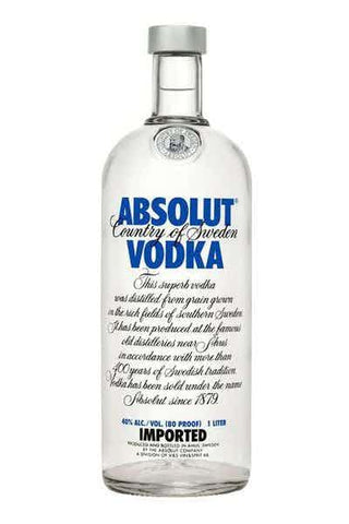 Absolut Vodka - Portside Market & Spirits