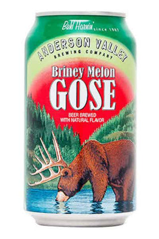 Anderson Valley Briney Melon Gose - Portside Market & Spirits