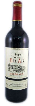 Chateau Bel-Air Bordeaux