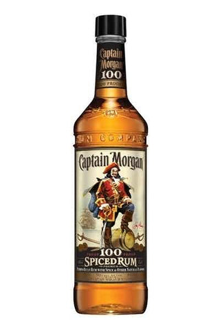 Captain Morgan Black Rum - Portside Market & Spirits