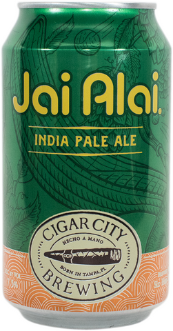 Cigar City Brewing Jai Alai IPA - Portside Market & Spirits