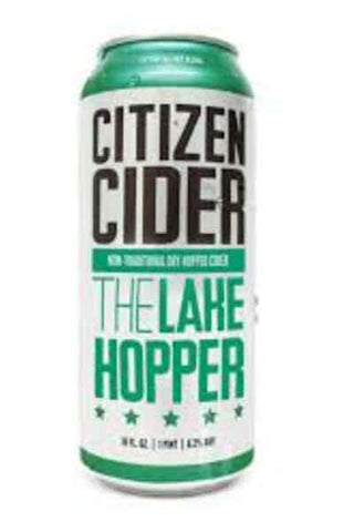 Citizen Cider The Lake Hopper - Portside Market & Spirits
