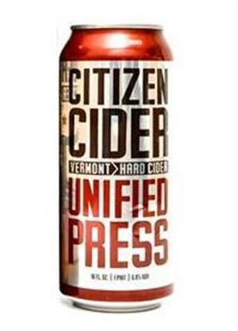 Citizen Cider Unified Press - Portside Market & Spirits