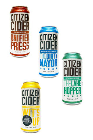 Citizen Cider Variety Pack - Portside Market & Spirits
