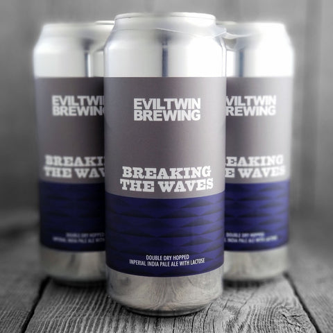 Eviltwin Brewing Breaking the wave - Portside Market & Spirits