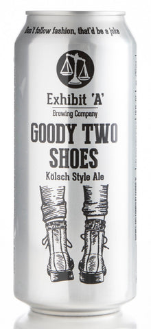 Exhibit 'A' Goody Two Shoes - Portside Market & Spirits