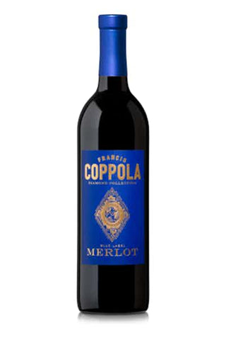Francis Coppola Diamond Collection Blue Label Merlot - Portside Market & Spirits