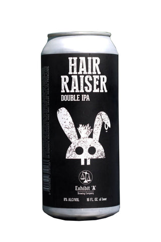 Exhibit A Hair Raiser Double IPA - Portside Market & Spirits