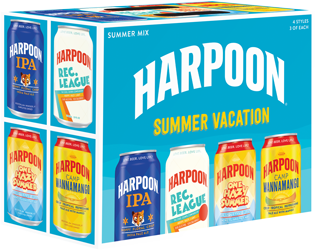 Harpoon Summer Vacation Variety Pack - Portside Market & Spirits