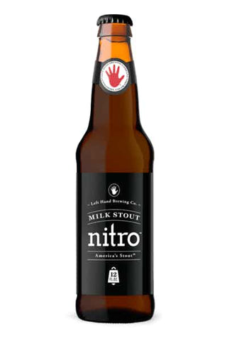 Left Hand Milk Stout Nitro - Portside Market & Spirits
