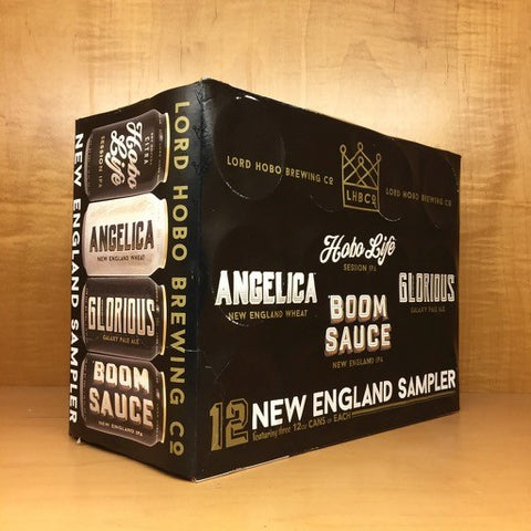 Lord Hobo New England Sampler Variety Pack - Portside Market & Spirits