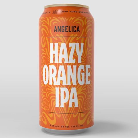 Lord Hobo Orange Angelica Hazy IPA - Portside Market & Spirits