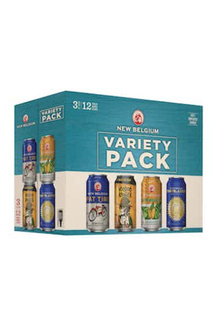 New Belgium Folly Variety Pack - Portside Market & Spirits