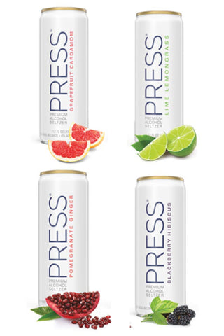 Press Alcoholic Seltzer - Portside Market & Spirits