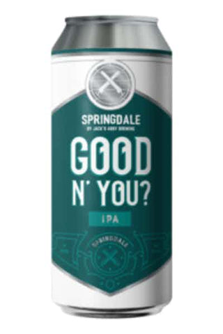 Springdale Good N' You IPA - Portside Market & Spirits