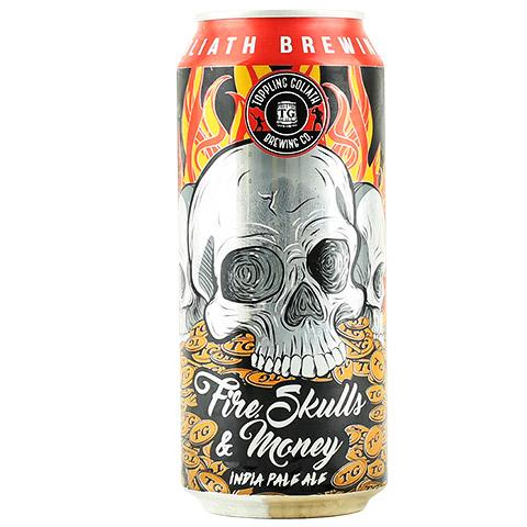 Toppling Goliath Fire, Skulls & Money IPA - Portside Market & Spirits