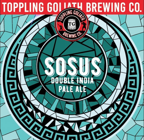 Toppling Goliath Sosus Double IPA