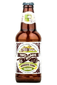 2 Roads Workers Comp Saison - Portside Market & Spirits