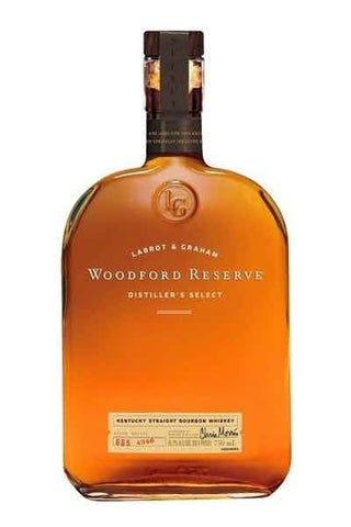 Woodford Reserve Kentucky Straight Bourbon Whiskey - Portside Market & Spirits