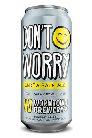 Wormtown Don't Worry - Portside Market & Spirits