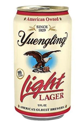 Yuengling Light Lager - Portside Market & Spirits