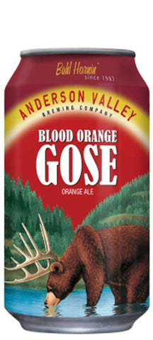 Anderson Valley Blood Orange Gose - Portside Market & Spirits